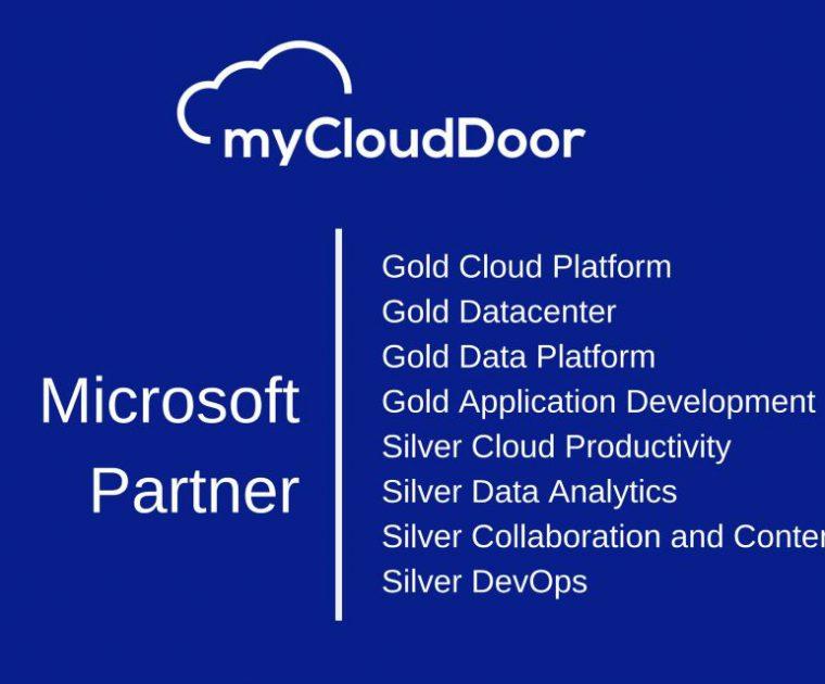 Microsoft & myCloudDoor: Silver Data Analytics | myCloudDoor